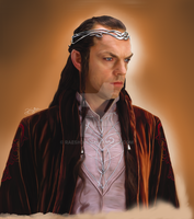Elrond || Middle-Earth by Raesh3ll