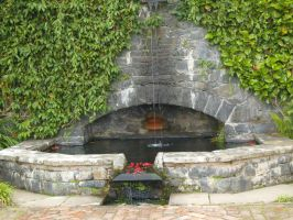 water feature by Maysmum
