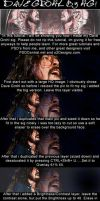 Dave Grohl Tutorial by HGgfx