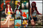 (Lion King) Simba Themed Outfit of the Day by KrazyKari