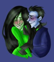 DS: Come, Shego by sunni-sideup