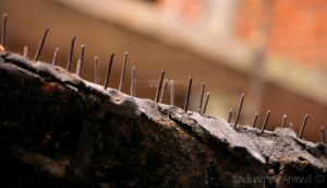 Nail Spikes by sadiyahjl10