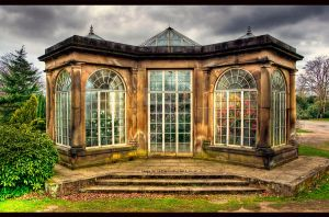 The Old Greenhouse by GaryTaffinder
