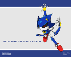 New Sonic Channel: Metal Sonic by Hawke525
