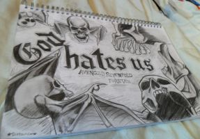 God Hates Us by Synyster-VengeanceII