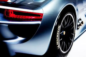 Porsche - Rearlights by Sanji1989