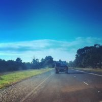 On the Road in Victoria by catemate