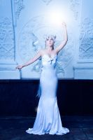 Silver Crystal by Sapphire-Melles