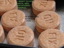 Happy Pills by PostSecrets