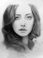 Pencil Portraits by Jamzwee