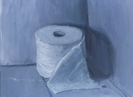 Toliet paper by narutokunobessed