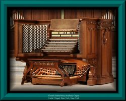 Naval Academy Organ by slowdog294