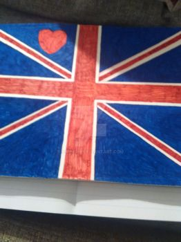 For Manchester by camilah