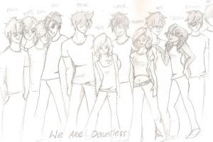 We Are Dauntless by SofiaSevero