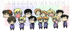 ouran charms by testdrive