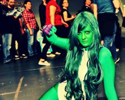 Lfcc 2012 She Hulk by Inuyomi