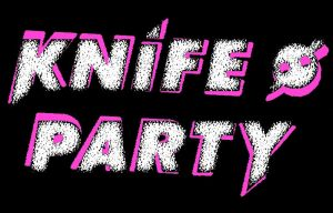 Knife Party Artwork by JackRidesBears
