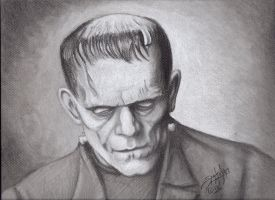 Karloff's Most Memorable Role by PaulSpatola