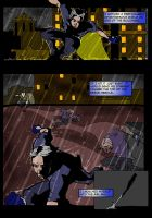 Simulacrum, Page Ten by JeffShoemake