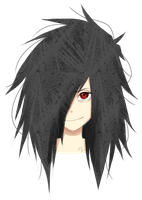 Chibi Madara by drive-a-leaf