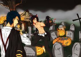 CR-Event: Trick or Treat or Mejeng by 15DEATH