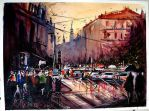 Colors Afternoon Watercolour by ricardomassucatto