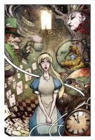Alice Commission by dirtygentlemen