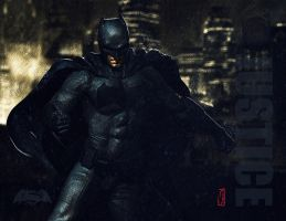 Batman/  Man of Steel 2 : Dawn of Justice by SamKablamm