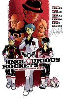 Inglourious Rockets -Parody of Inglorious Basterds by AlexisRendell