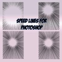 Speed Lines for PS by Trunks777