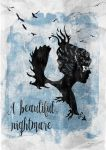 A Beautiful Nightmare by MagpieMagic