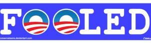 Fooled by Obama by Conservatoons