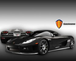 Koenigsegg by RandomView