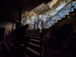 Grand Staircase by MildlyReactive