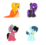 [FAW] Themed Adopts - Butterfly Steampunk? - CLOSE by SweetKorruption