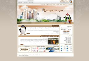 web site arta by farandesing