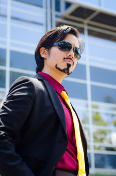 Overlord Tony Stark by gonline
