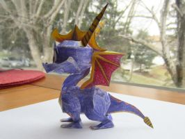 Spyro the Dragon (2/3) by ToodlesTeam