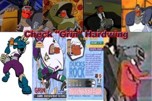 Check  Grin Hardwing by kulovers09