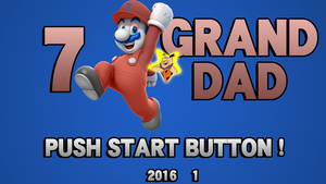 Super Mario 7: GRAND DAD HD by Nintato