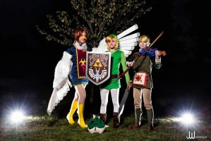 Colossal Con 2013: Sword Sages by Rinachur