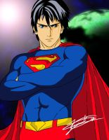Superman by Chusss