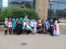 Vocaloids~ by CreativityBlossom