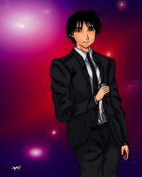 Roy Mustang: HeartThrob by MonicaHolsinger