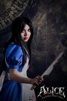 COS-ALICE MADNESS RETURNS-8 by alexzoe