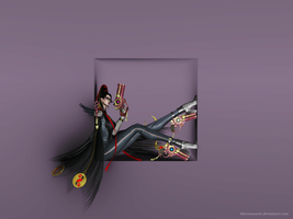 Bayonetta II by Sterrennacht