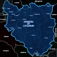 Kingdom of Lithuania - 1500 by GTD-Orion