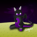 Baby EnderDragon by GoldSolace
