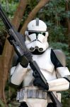 Lone Clone trooper Armor by hapajedi
