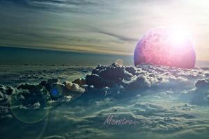 The world above by monstrico